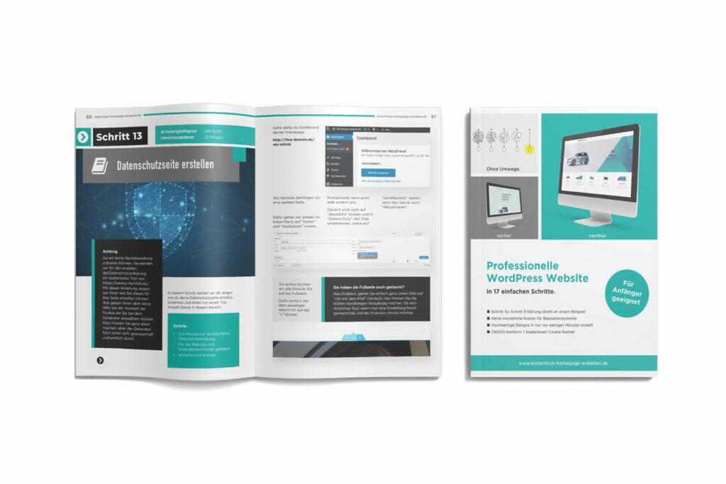 Magazin Kostenlose Homepage erstellen